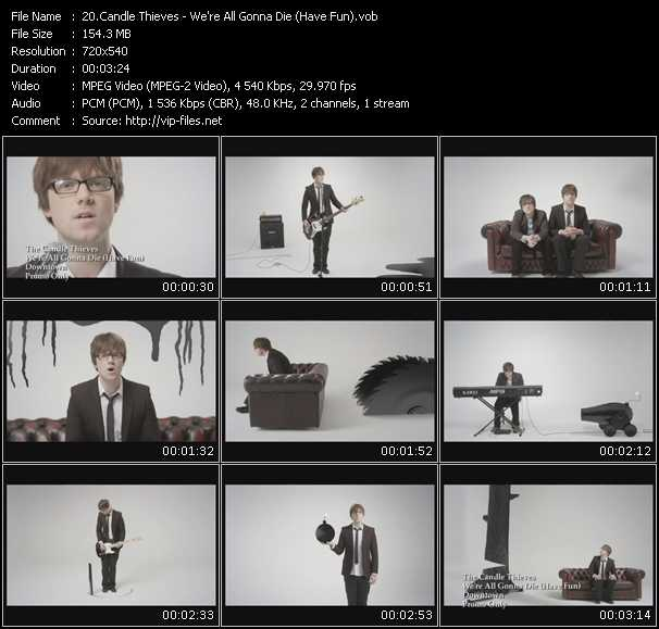 Candle Thieves video screenshot