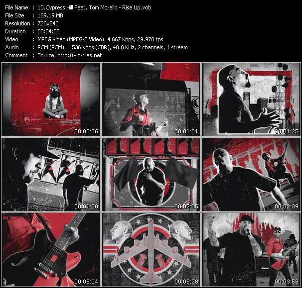 Cypress Hill Feat. Tom Morello video screenshot