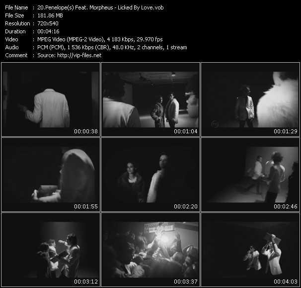 Penelope(s) Feat. Morpheus video screenshot