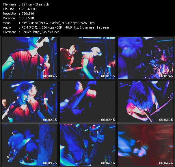 Hum video screenshot