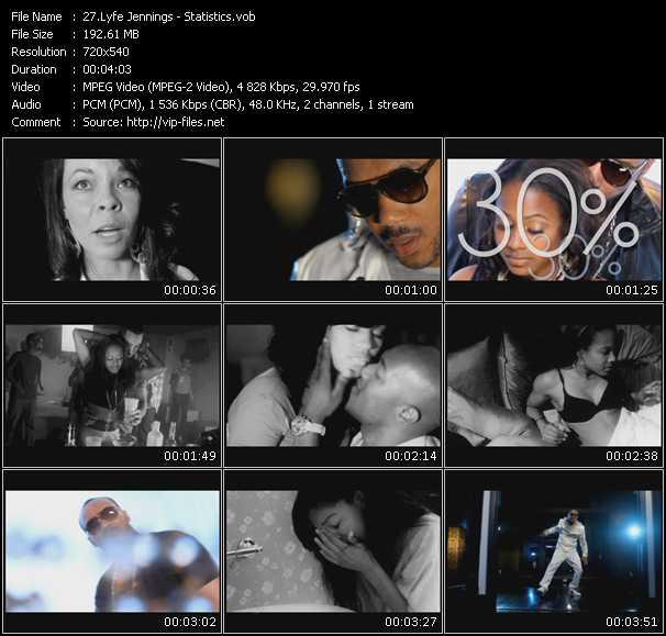 Lyfe Jennings video screenshot