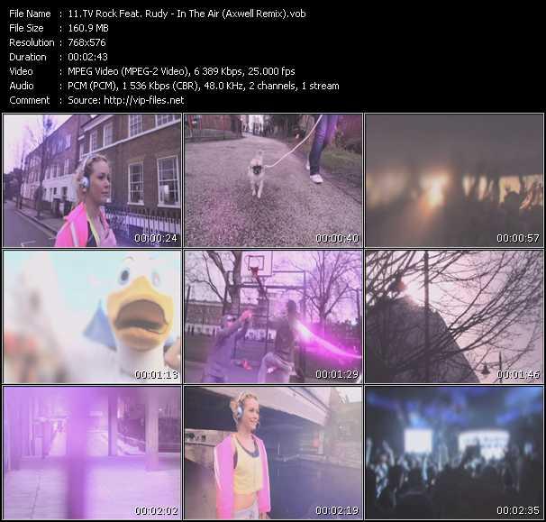 TV Rock Feat. Rudy video screenshot