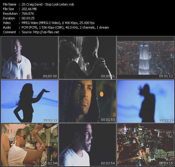 video Stop Look Listen screen