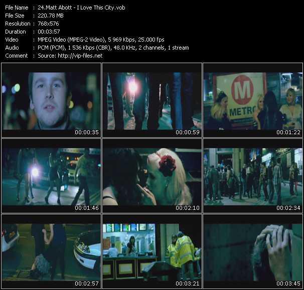 Matt Abott video screenshot