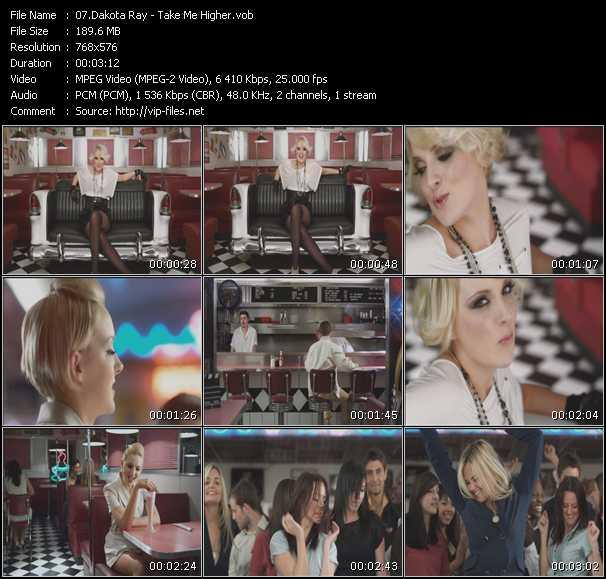 Dakota Ray video screenshot
