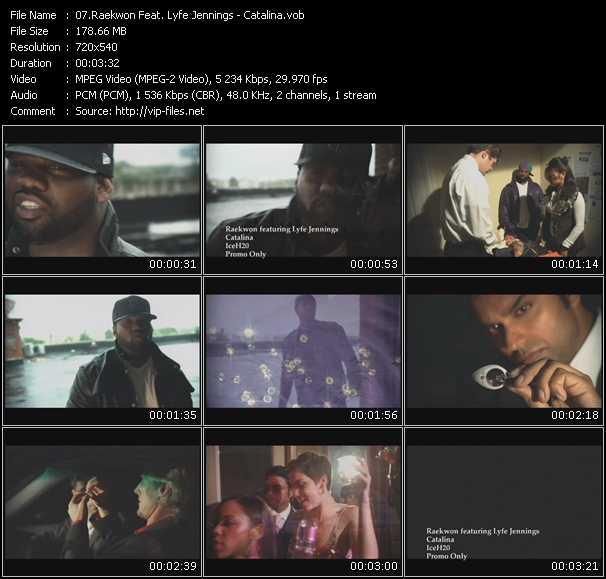 Raekwon Feat. Lyfe Jennings video screenshot