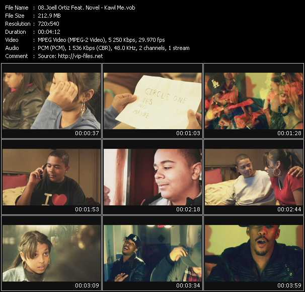 Joell Ortiz Feat. Novel video screenshot