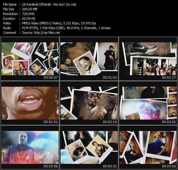 video We Gon' Go screen
