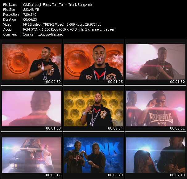 Dorrough Feat. Tum Tum video screenshot