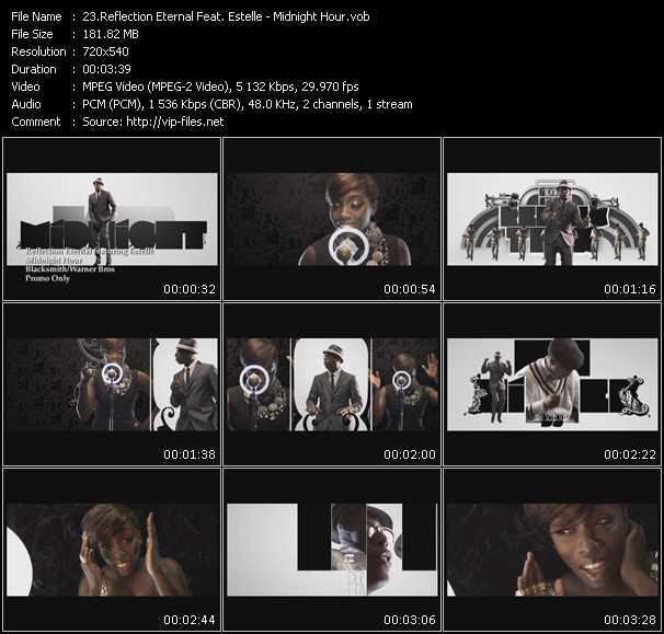 Reflection Eternal Feat. Estelle video screenshot