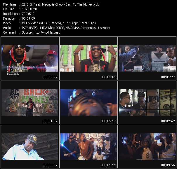 B.G. Feat. Magnolia Chop video screenshot