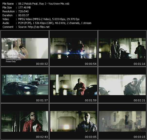 2 Pistols Feat. Ray J video screenshot