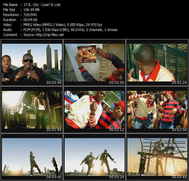 R. City video screenshot