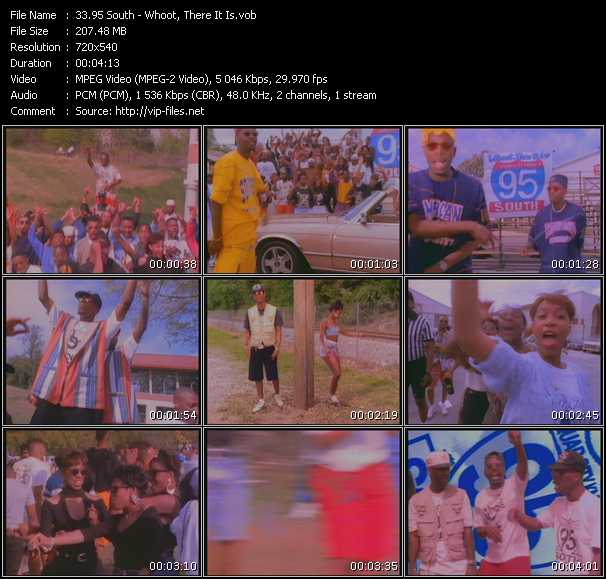 95 South video screenshot