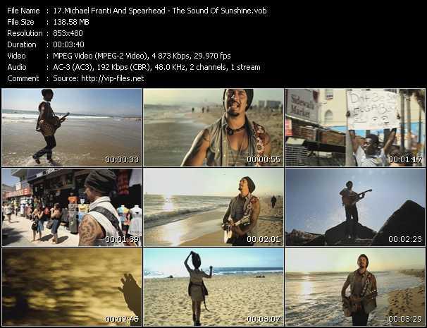 Michael Franti And Spearhead video screenshot