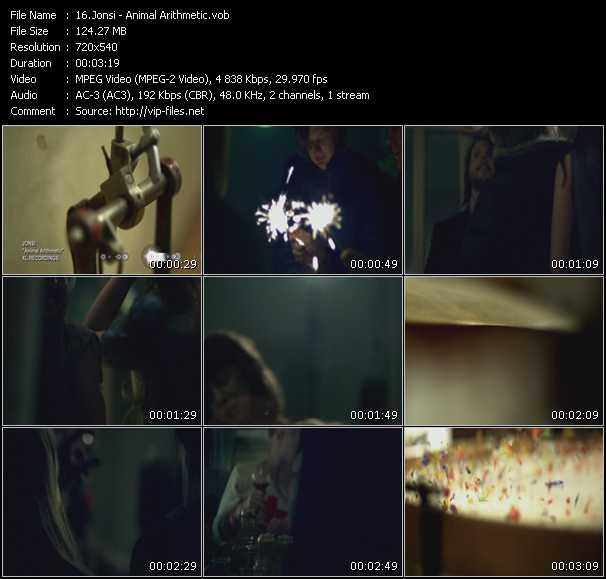 Jonsi video screenshot