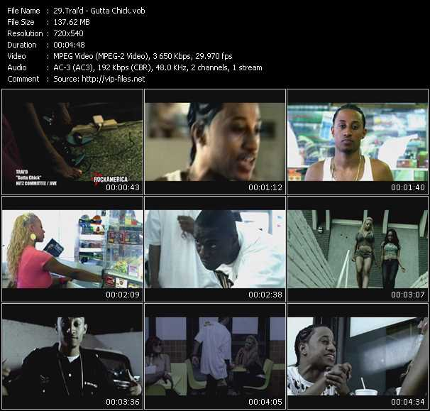 Trai'd video screenshot
