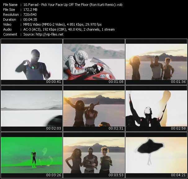 Farrad video screenshot