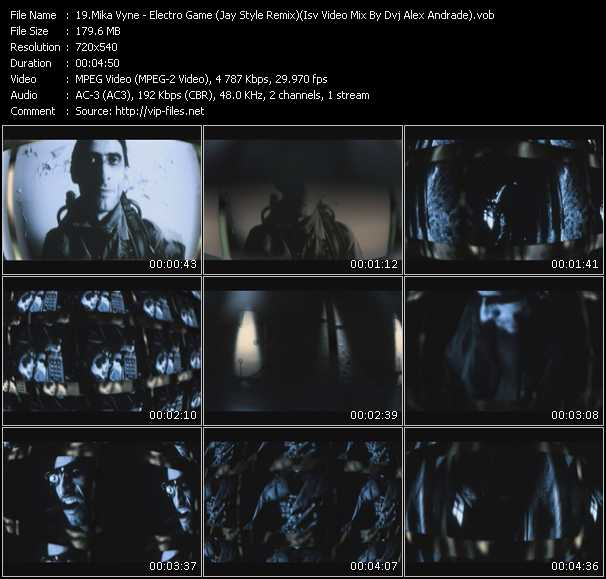 Mika Vyne video screenshot