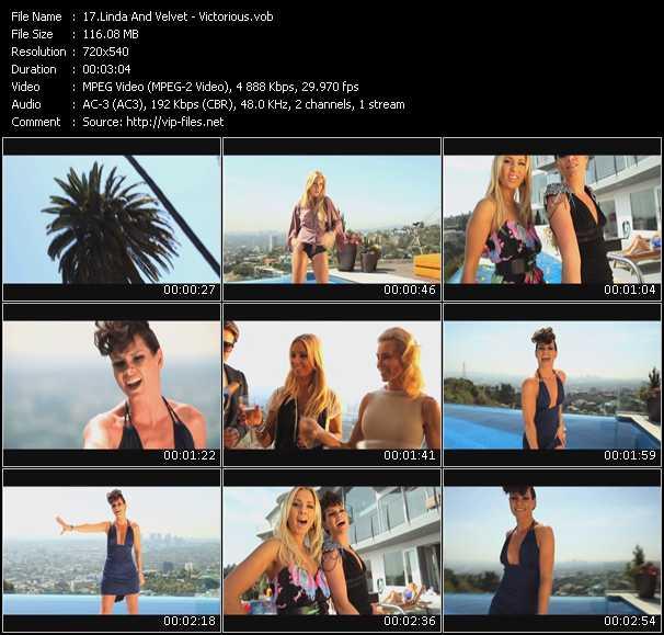 Linda And Velvet video screenshot