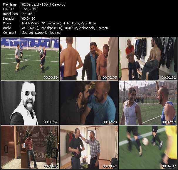 Barbazul video screenshot