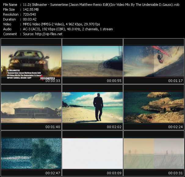 Dj Skillmaster video screenshot