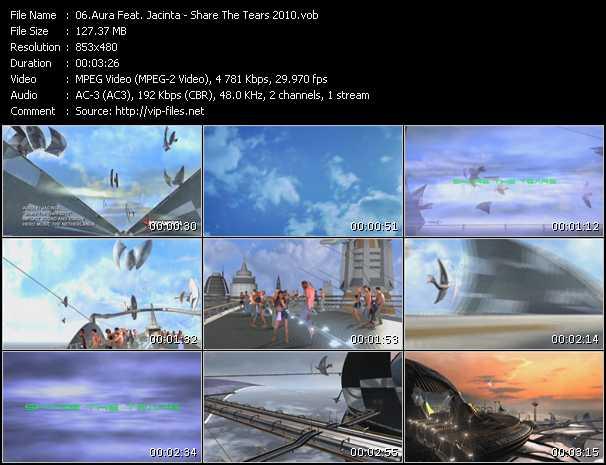 Aura Feat. Jacinta video screenshot