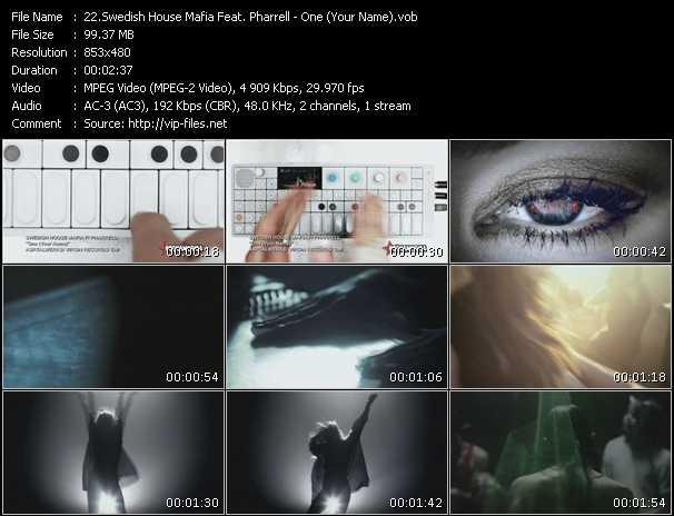 Swedish House Mafia Feat. Pharrell Williams video screenshot