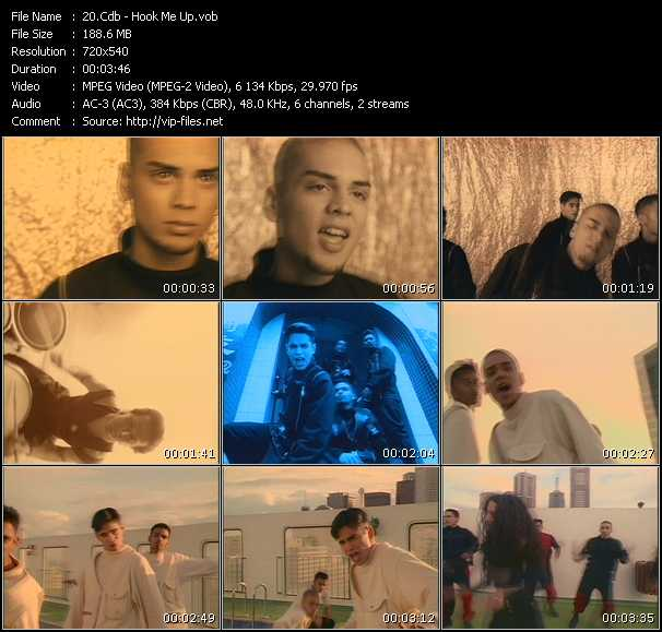 Cdb video screenshot