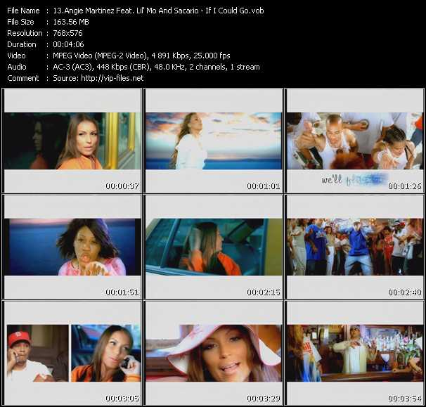 Angie Martinez Feat. Lil' Mo And Sacario video screenshot