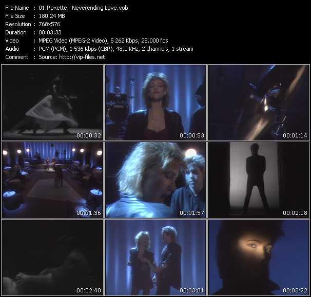 video Neverending Love screen
