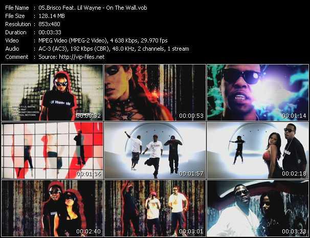 Brisco Feat. Lil' Wayne video screenshot