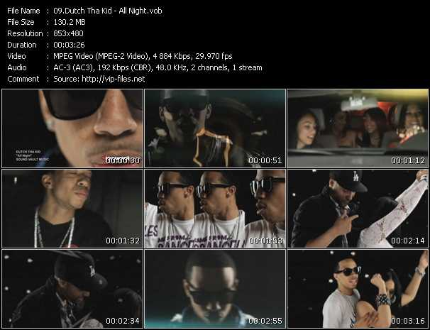 Dutch Tha Kid video screenshot