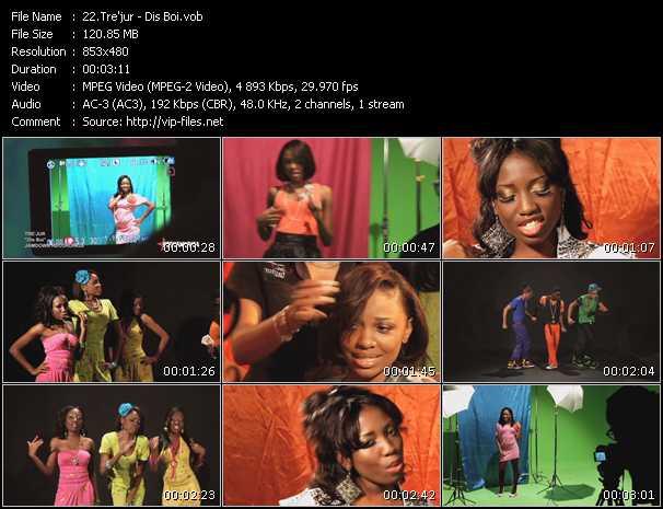 Tre'jur video screenshot