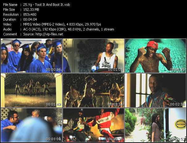 Yg video screenshot