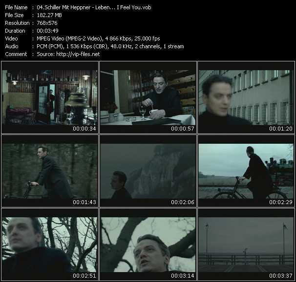 Schiller Mit Heppner video screenshot