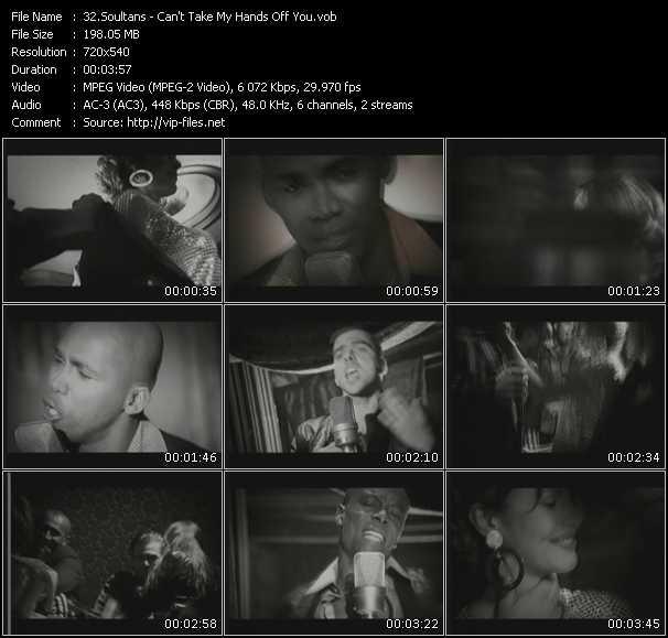 Soultans video screenshot