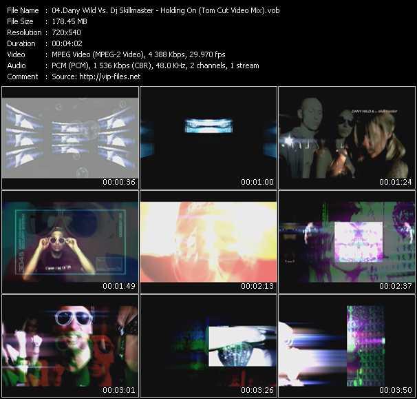Dany Wild Vs. Dj Skillmaster video screenshot