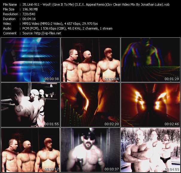 Unit-911 video screenshot