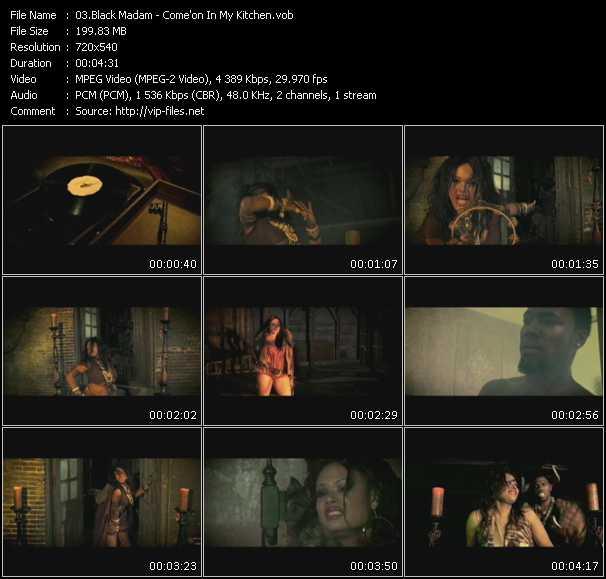 Black Madam video screenshot
