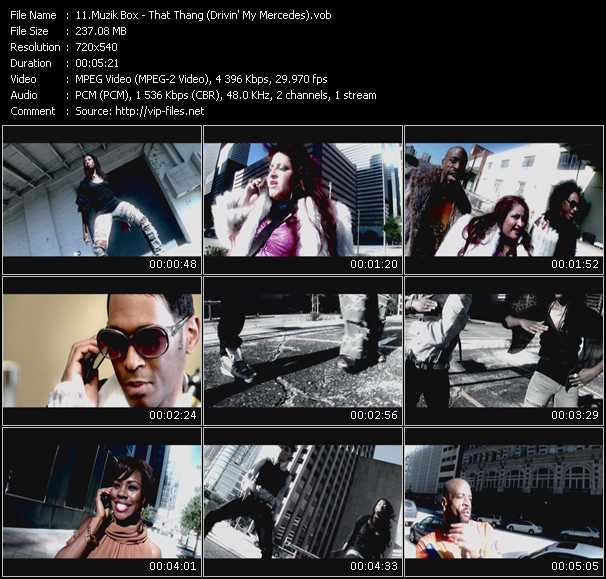Muzik Box video screenshot