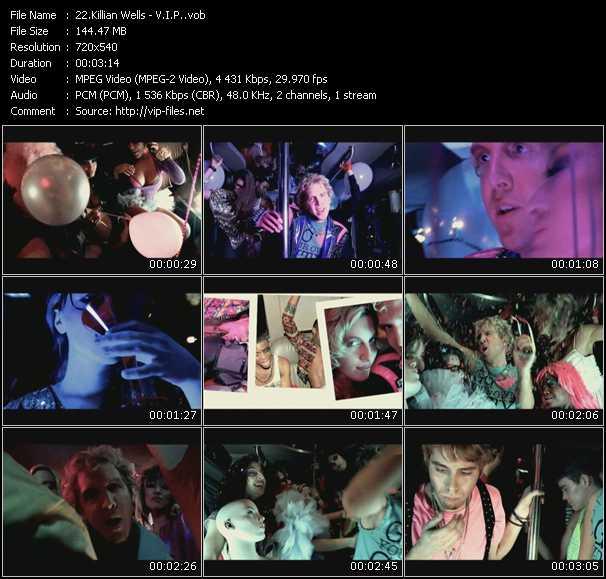 Killian Wells video screenshot