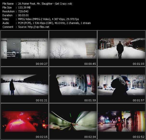 Poirier Feat. Mr. Slaughter video screenshot
