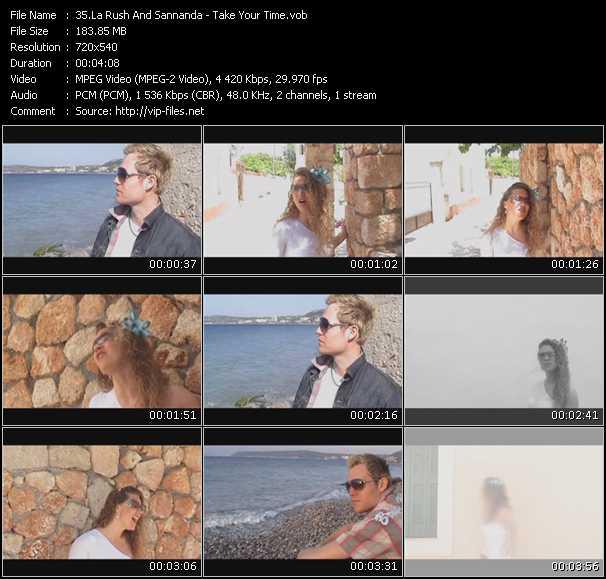 La Rush And Sannanda video screenshot