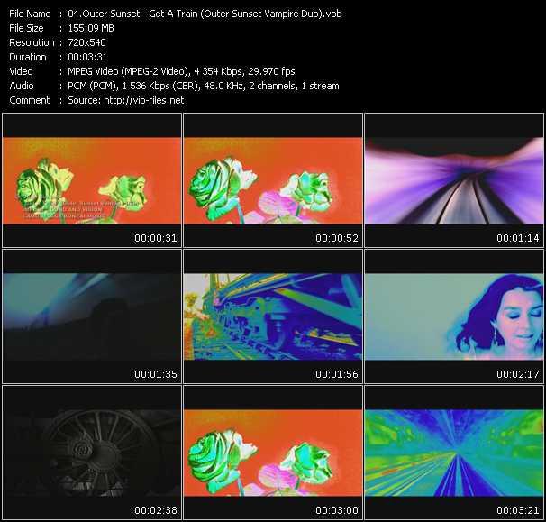 Outer Sunset video screenshot