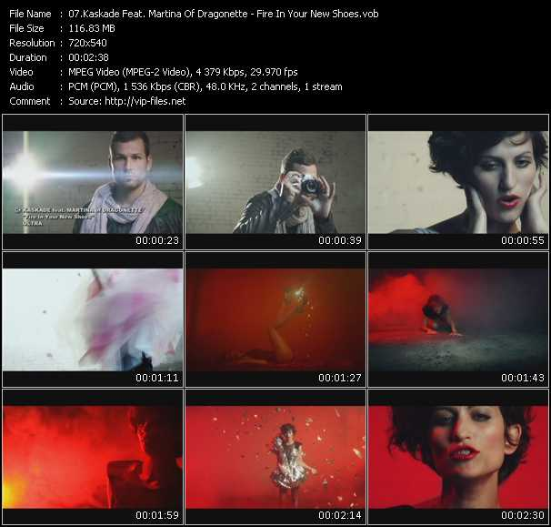 Kaskade Feat. Martina Of Dragonette video screenshot
