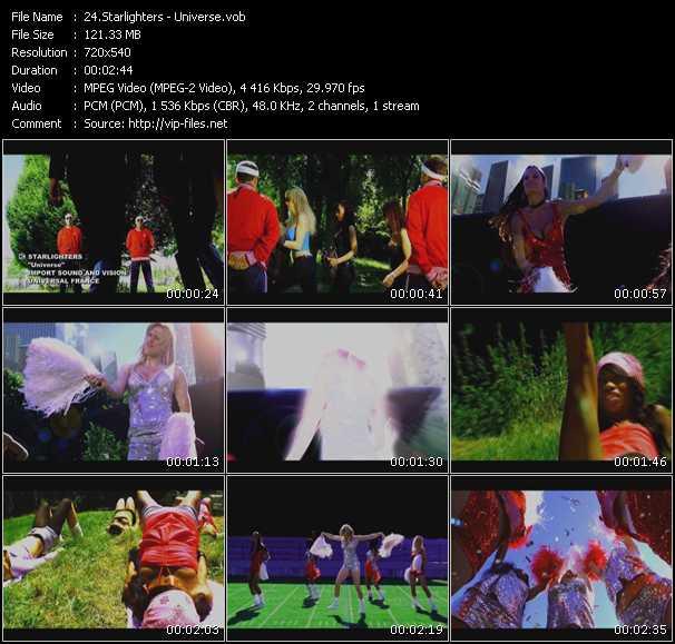 Starlighters video screenshot