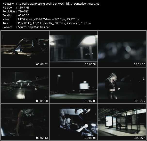 Pedro Diaz Presents Archybak Feat. Phill G video screenshot