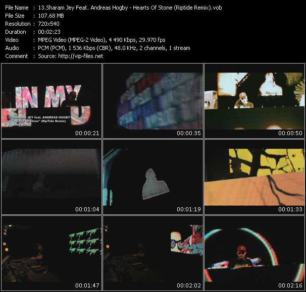 Sharam Jey Feat. Andreas Hogby video screenshot