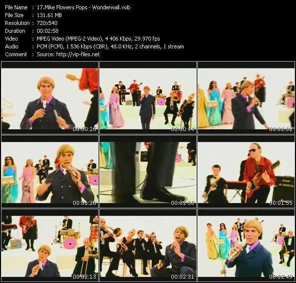 Mike Flowers Pops video screenshot